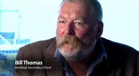 PM's Environmentalist of the Year 2011 - Bill Thomas