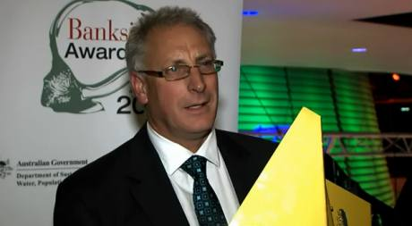 Gippsland Water Factory - Water Sustainability Award 2011